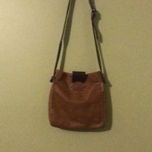 Leather lucky purse